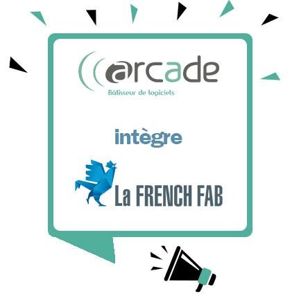 Arcade intègre la French Fab